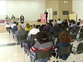 Congresso reúne prefeitos e vereadores do Norte de Minas para capacitações - Entre os temas, gestão pública, reforma trabalhista e combate à corrupção.