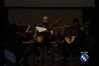Concerto do Programa Bravíssimo é realizado no Museu do Estado do Pará - O Museu fica no bairro da Cidade Velha, em Belém.