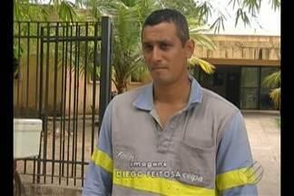 Em média, três denúncias de violência com eletricistas são registradas por dia no Pará - Um funcionário foi baleado durante fiscalização no bairro do Guamá, em Belém.