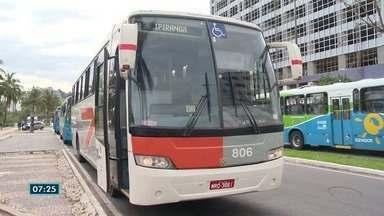 Passageiros relatam medo de assaltos em ônibus que aconteceu tiroteio no ES - Equipe fez o mesmo trajeto que ônibus em que estavam a professora Denise e o pedreiro Anísio.