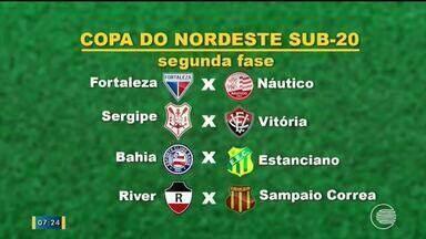Saiba o que espera o River-PI na segunda fase da Copa Nordeste sub-20 2017 - Saiba o que espera o River-PI na segunda fase da Copa Nordeste sub-20 2017