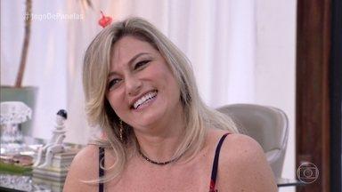 Mais Você - Programa de quinta-feira, 23/11/2017, na íntegra - Ana Maria Braga recebe Andrea e mostra o jantar cigano promovido pela professora no 'Jogo de Panelas 23'