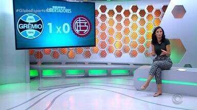 Globo Esporte RS - Bloco 3 - 23/11 - Assista ao vídeo.