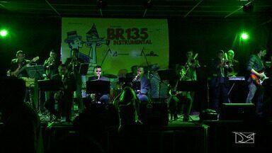 Começa em São Luís sexta edição do projeto BR-135 - Este ano, o festival foi dividido em duas etapas e a primeira é com música instrumental, em diversos ritmos dançantes.