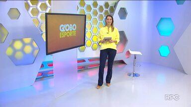Veja a edição na íntegra do Globo Esporte Paraná de quinta-feira, 23/11/2017 - Veja a edição na íntegra do Globo Esporte Paraná de quinta-feira, 23/11/2017