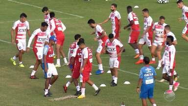 Busca da Libertadores: Bahia se prepara para duelo importante contra a Chapecoense - Confira as notícias do tricolor baiano.