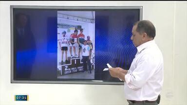 Corrida de ciclismo em Floriano reúne 75 ciclistas de 4 estados - Corrida de ciclismo em Floriano reúne 75 ciclistas de 4 estados