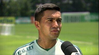 Artilheiro, Dudu comenta sobre a temporada do Palmeiras - Artilheiro, Dudu comenta sobre a temporada do Palmeiras
