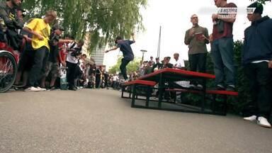 Skate E Diversão Na Dinamarca