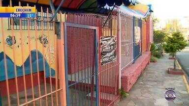 Professores da educação infantil entram em greve em Caxias do Sul - Assista ao vídeo.