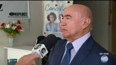 Tribunal de Justiça do Piauí realiza semana de conciliação até sexta-feira (1) - Tribunal de Justiça do Piauí realiza semana de conciliação até sexta-feira (1)
