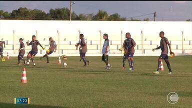 Campeão estadual Altos-PI inicia treinos para a próxima temporada - Campeão estadual Altos-PI inicia treinos para a próxima temporada