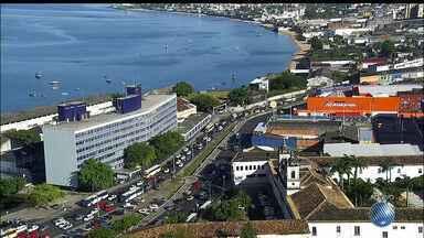 Veja imagens do trânsito no Acesso Norte e nas avenidas Jequitaia e Oscar Pontes - Confira no Radar do JM.