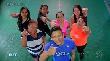 Exercícios físicos e dança ajudam a melhorar a qualidade de vida - Exercícios físicos e dança ajudam a melhorar a qualidade de vida.