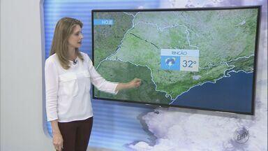 Confira a previsão do tempo para São Carlos e região nesta terça-feira (28) - Confira a previsão do tempo para São Carlos e região nesta terça-feira (28)