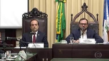 Deputado André Lorenzoni é o novo presidente do Conselho de Ética da Alerj - Maioria do conselho continua sendo do PMDB