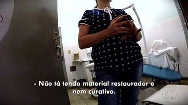 Série do JA1 mostra que consultórios odontológicos de Goiânia estão fechando as portas - População sofre sem conseguir atendimento na rede pública.
