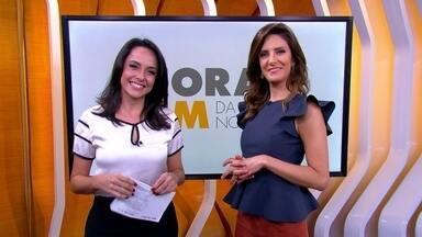 Monalisa e Izabella revelam segredos para manter a disposição no Hora 1 - Veja o que as apresentadoras fazem para ter animação no trabalho durante as madrugadas.