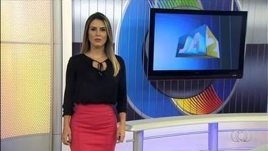 Confira os destaques do JA 2ª Edição desta quarta-feira (29) - Chuva causa transtornos em Goiânia.