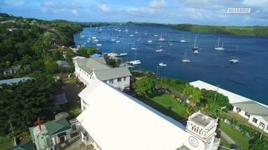 Conhecendo A Ilha De Tonga