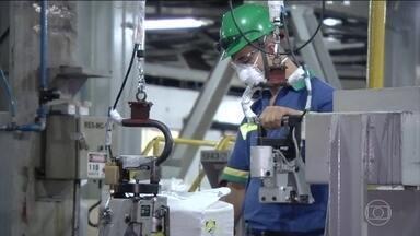 STF decide que Brasil está proibido de explorar e comercializar o amianto - O Supremo considerou que o minério é prejudicial à saúde, portanto, na visão dos ministros, é inconstitucional explorar e vender o amianto.