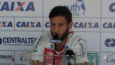 Jogadores do Bahia mantém a fé na vaga da Libertadores - Confira as notícias do tricolor baiano.