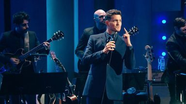 Michael Bublé: Live At The BBC