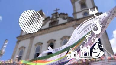 TV Bahia lança cobertura especial das festas populares da Bahia - Equipes estarão padronizadas com uma camiseta; confira.