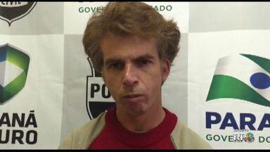 Homem acusado de matar companheira com taco de baseball vai a júri popular - O crime aconteceu no mês de julho, em Ponta Grossa.