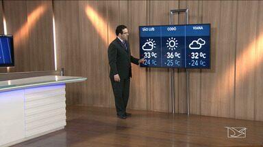 Confira a previsão do tempo nesta sexta-feira (8) no Maranhão - Veja como vai ficar as variações das temperaturas em São Luís e também no interior do estado.