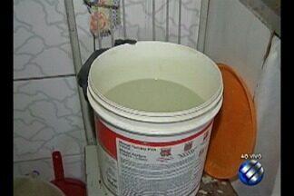 Moradores do bairro da Cabanagem denunciam falta de água - Moradores ficam sem abastecimento no feriado desta sexta (8).