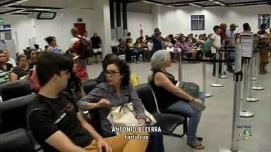 Cresce a movimentação no Vapt Vupt durante o período de férias - Confira mais notícias em G1.Globo.com/CE