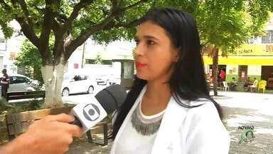 Veja os detalhes da campanha de combate a AIDS no Crato - Saiba mais em g1.com.br/ce