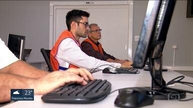 Consórcio de prefeituras do ABC inaugura Centro de Gerenciamento de Emergências - O objetivo é monitorar pontos críticos da região que sofrem com alagamentos.
