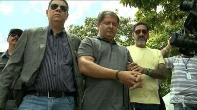 Suspeito de matar o próprio pai, Mariano Junior está em Pedrinhas - Preso na manhã e sábado, Mariano Junior está no centro de triagem de Pedrinhas