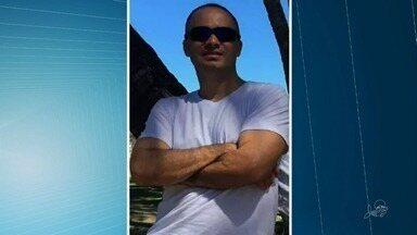 Policial assassinado a tiros é sepultado no Eusébio - Confira mais notícias em G1.Globo.com/CE