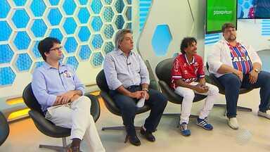 Torcedores do Bahia elegem o novo presidente no sábado (8) - Mais de sete mil sócios vão poder escolher um dos quatro candidatos.