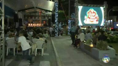 Programação natalina anima o final de semana em Garanhuns e Caruaru - Programação começa a partir das 14h.
