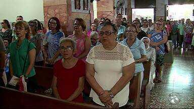 Programação em homenagem ao Dia de Nossa Senhora da Conceição é realizada em Caruaru - Santa foi a primeira padroeira da cidade.