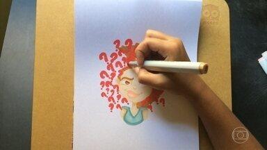 Tamo Junto: colaboradores fazem desenho e música sobre o tema deste domingo - Confira!