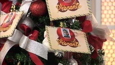 Campanha Natal Presente tem todas as 3 mil cartas adotadas em Goiânia - Entrega dos brinquedos às crianças deve começar já na segunda-feira (11).