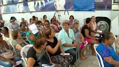 Sesi oferece exames gratuitos de mama e de próstata - Até quinta-feira, vão ser distribuídas fichas no Sesi do Ibura, no Recife, e em Escada, na Mata Sul.