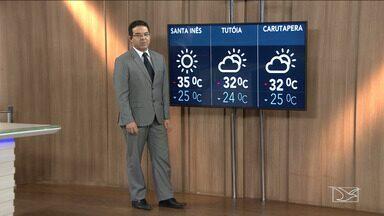 Veja a previsão do tempo nesta segunda-feira (11) no MA - Confira como deve ficar o tempo e a temperatura em São Luís e no Maranhão.