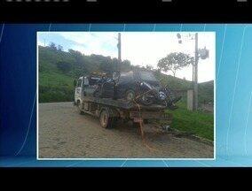 Motociclista fica gravemente ferido em acidente em Santana do Paraíso - Acidente aconteceu na MG-232.