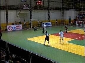 Futsal de Dracena se prepara para final da Copa Paulista - Time da região enfrentará o Taubaté nesta quarta-feira (13).