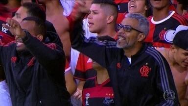 Flamengo quer terminar 2017 com título da Sul-Americana para recompensar alto investimento - Flamengo quer terminar 2017 com título da Sul-Americana para recompensar alto investimento