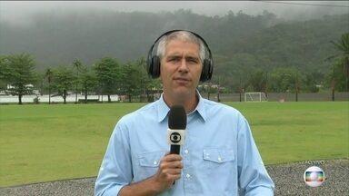Flamengo faz último treino antes da final da Copa Sul-Americana - Time rubro-negro não perde há 21 jogos no Maracanã.