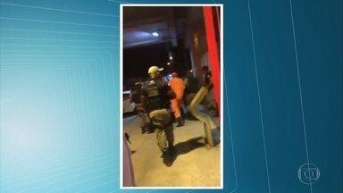 Troca de tiros no trilho do metrô termina com PM e suspeito mortos - Caso aconteceu entre as estações Porta Larga e Monte Guararapes