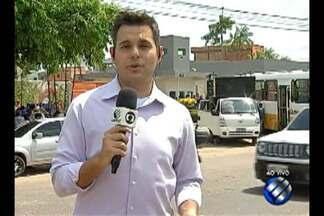 Protesto de Rodoviários param 15 linhas de ônibus de Belém - Categoria começou a manifestação nesta terça, 12.