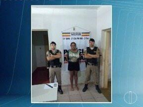 Ex-detenta é presa após esfaquear funcionária de uma casa de freiras em Rio Pardo de Minas - Mulher foi acolhida por não ter onde morar.